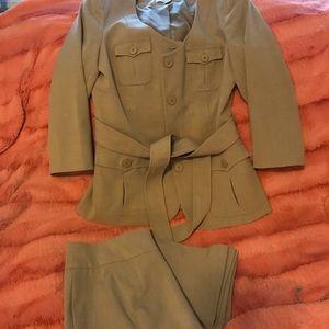 New York & Co skirt set